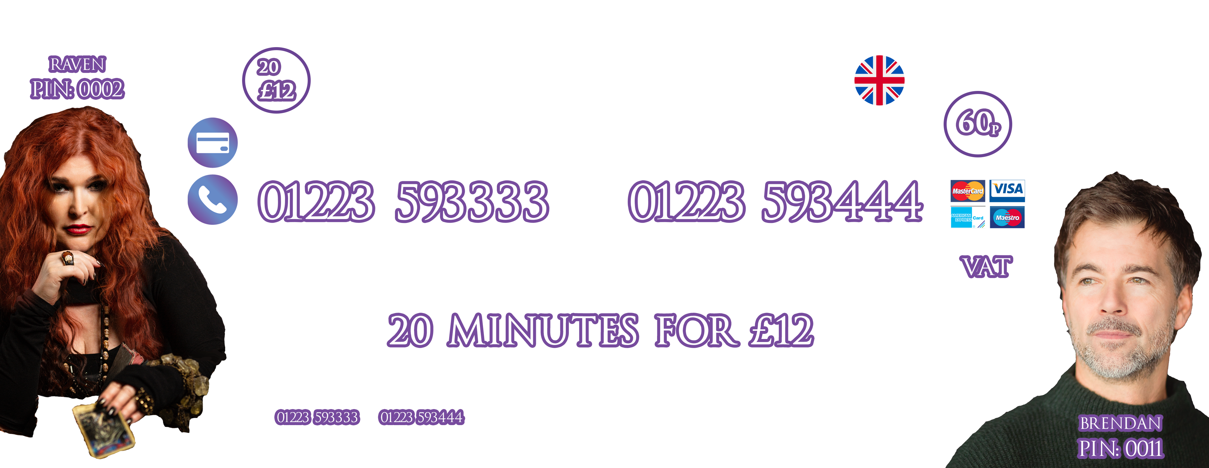 Psychic Talks Banner